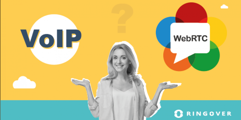 difference between VoIP and WebRTC