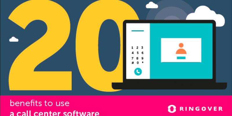 20 call center software benefits for businesses