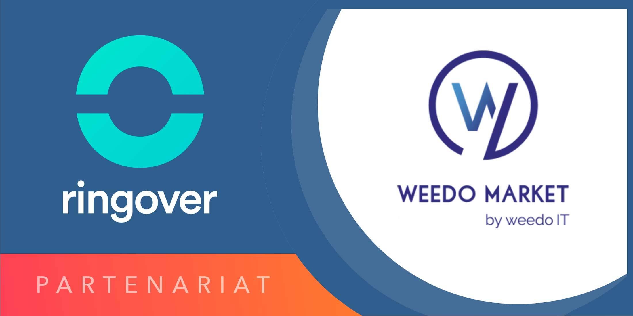 partenariat weedo market ringover
