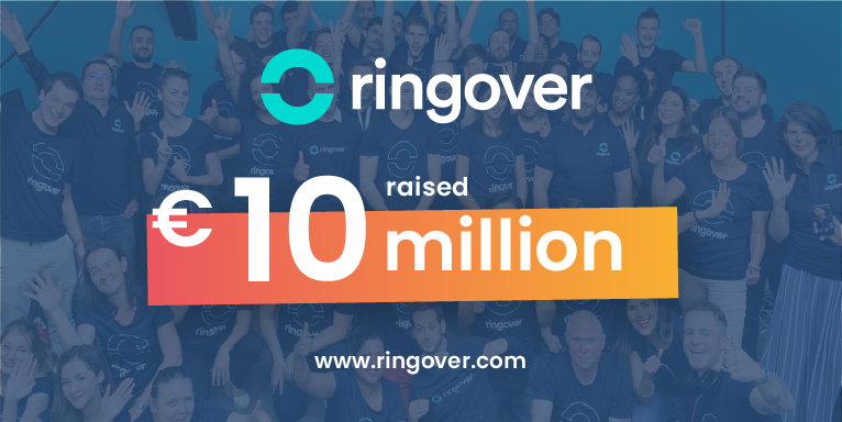 ringover raises 10 million euros