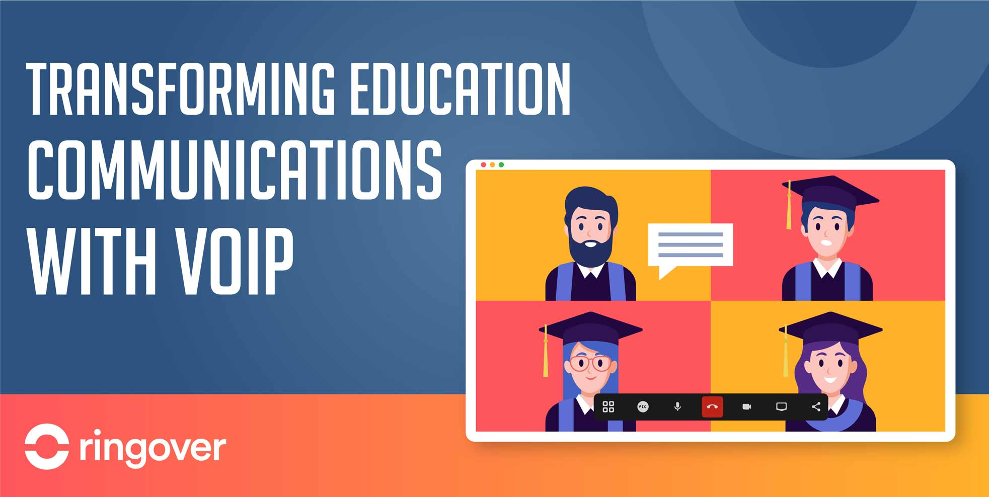 Education Communication VoIP