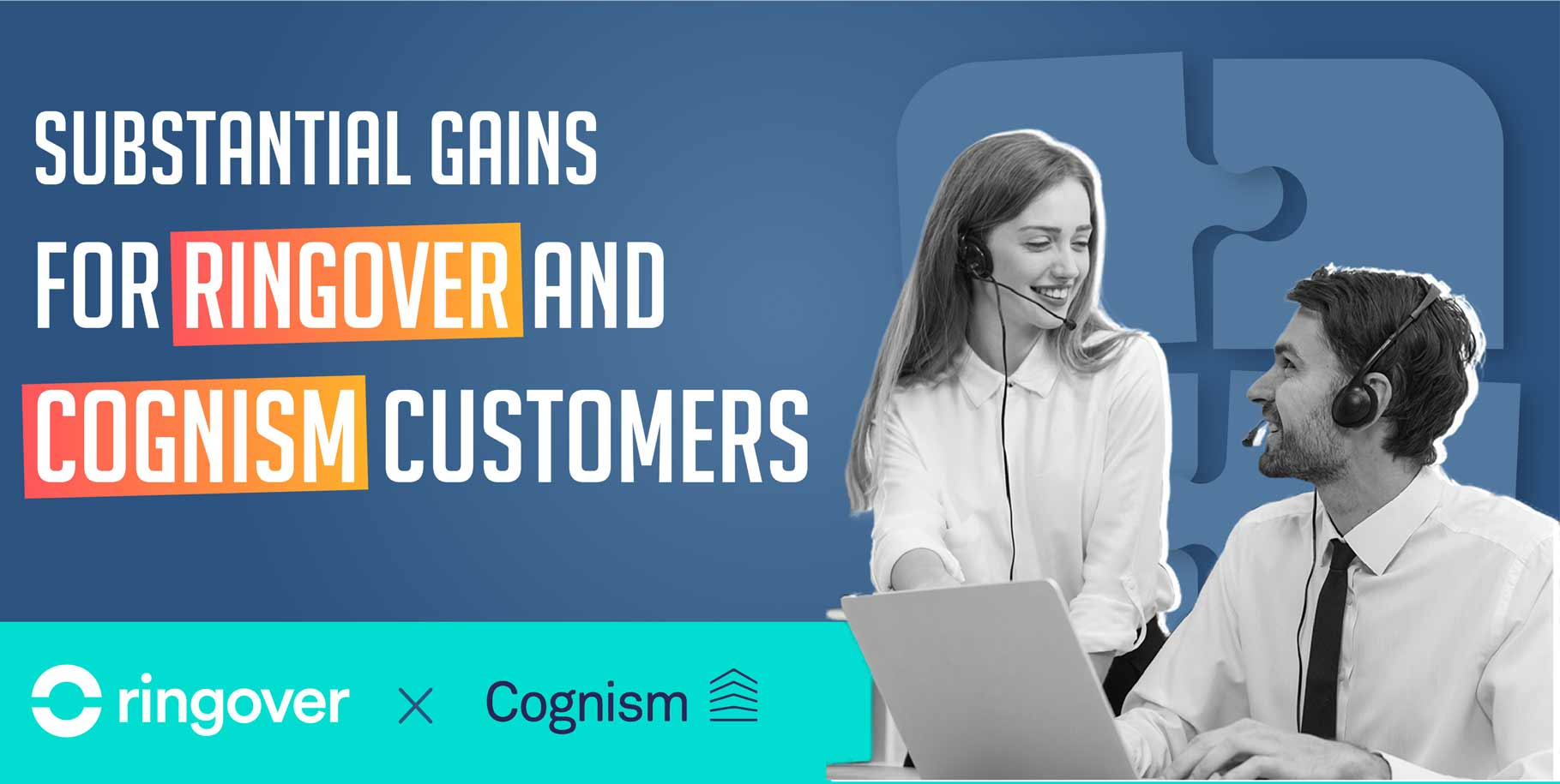 Partnership Ringover Cognism