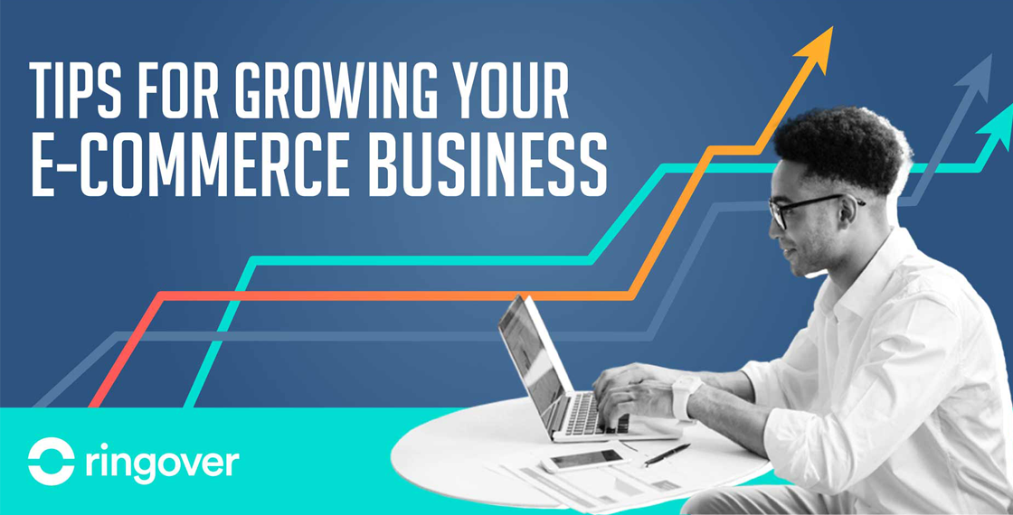 Growing ecommerce business