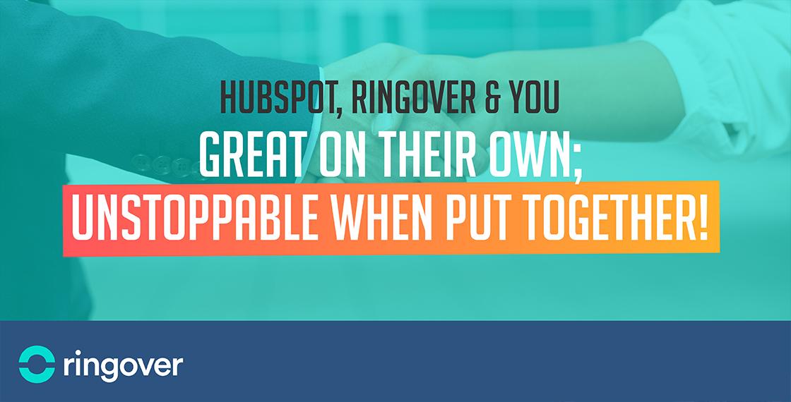 hubspot ringover unstoppable