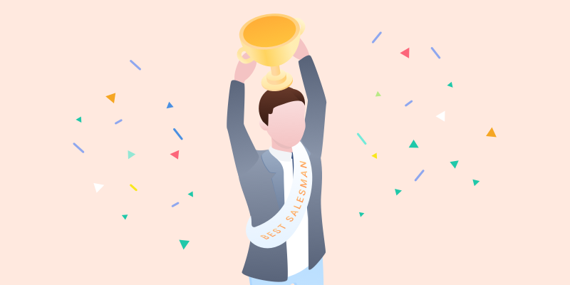 5 ways to reward your sales prospectors