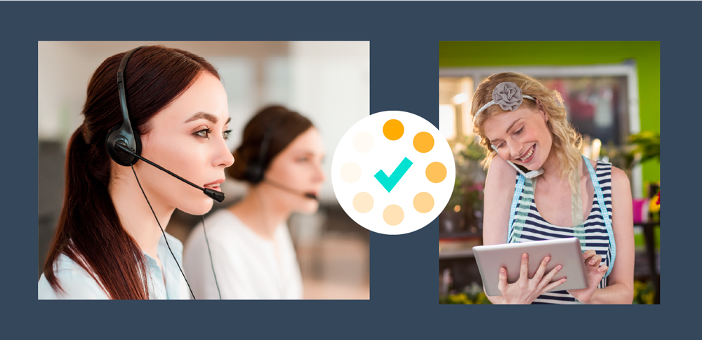 communication entre cliente  et agent