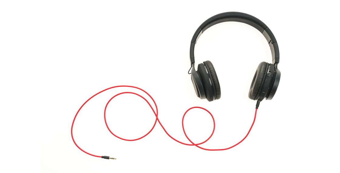 headset example