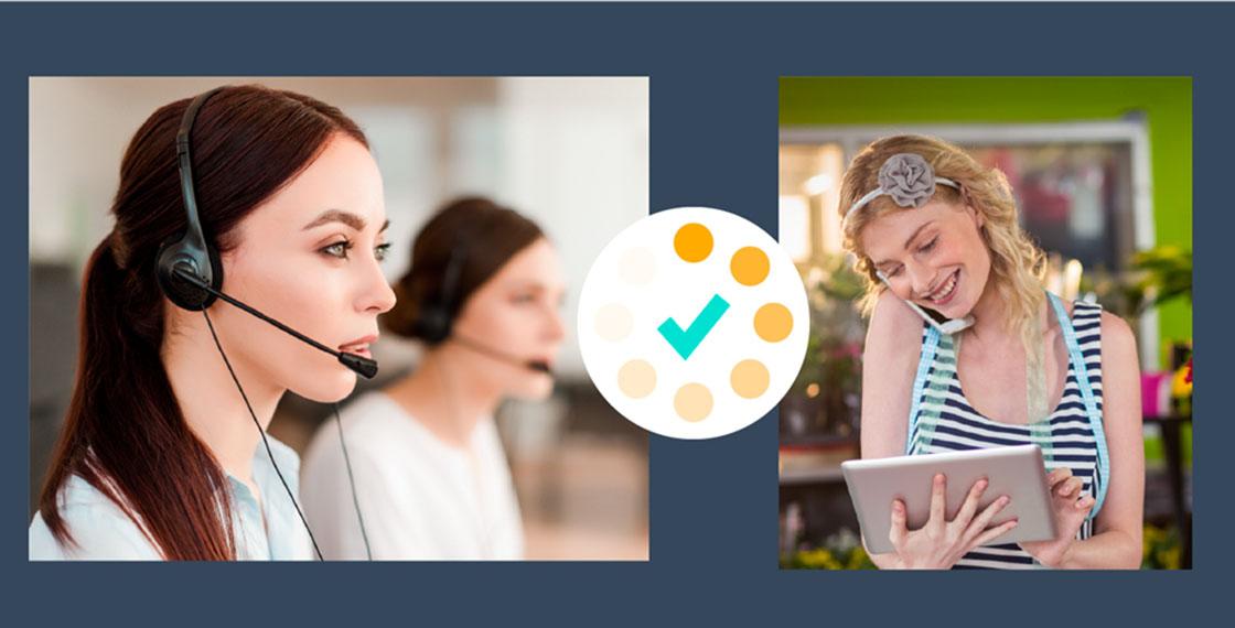communication agents customers