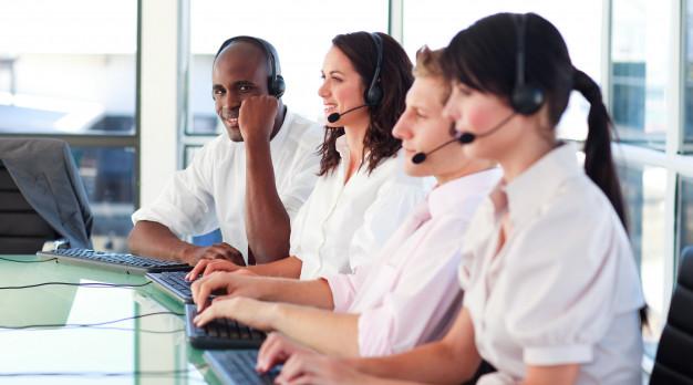 call centre management training