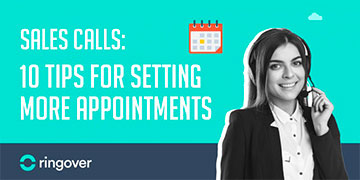 Sales prospecting tips for setting more appointments