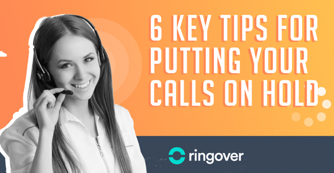 putting calls on hold