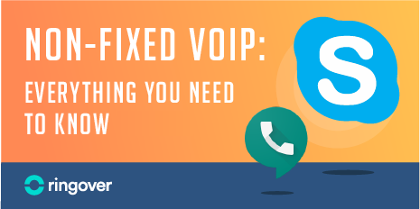 non-fixed VoIP