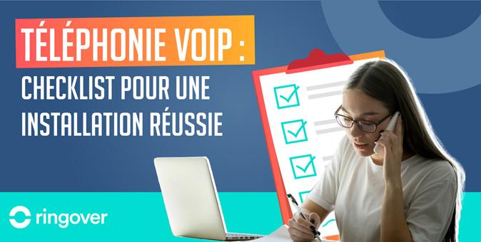 VoIP Checklist installation