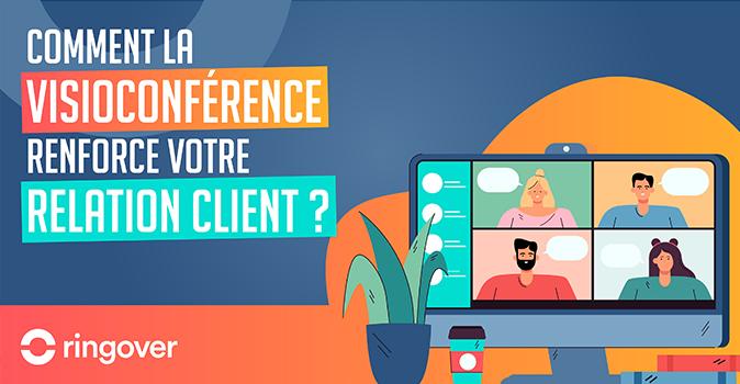Visioconference relation client