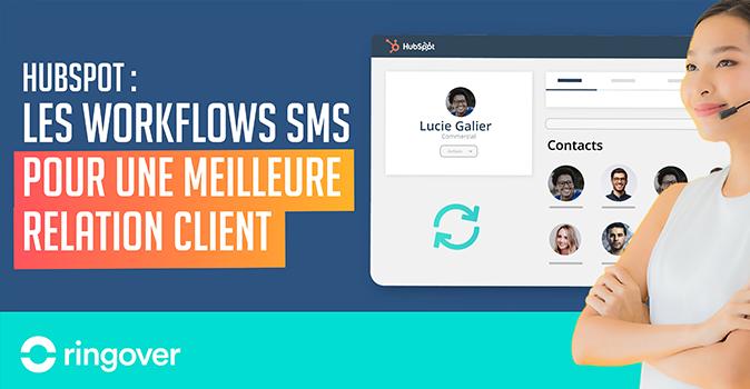 hubspot workflow sms